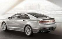 Lincoln MKZ 2012 : La MKZ prend des airs de coupé