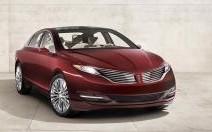 Lincoln MKZ Concept : Nouveau départ