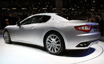 Maserati GranTurismo : l'âme Grand Tourisme