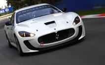 Maserati GranTurismo MC Concept : + 10 ch , - 500 kg