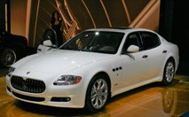 Maserati Quattroporte Sport GTS : trident affûté