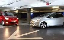 Match Mitsubishi Space Star 1.2 MIVEC 80 ch VS Peugeot 208 1.2 VTi 82 ch : Chameaux à trois pattes