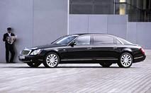 Maybach 62 S : luxe à grande vitesse
