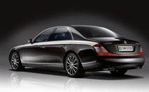 Maybach Zeppelin : la limousine au superlatif