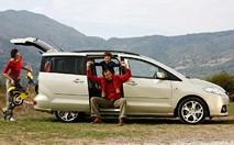 Mazda5 restytlé : plus pratique et numérique