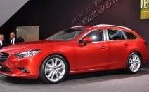 La version break de la nouvelle Mazda6 déjà dévoilée