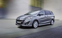 Léger restylage pour le Mazda5