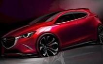 Mazda Hazumi : nouvelle citadine en approche