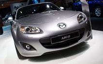 Mazda MX-5 2009 : le sourire légèrement rectifié