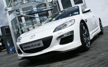 Mazda RX-8 restylée : du muscle à revendre