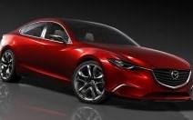 Mazda Takeri Concept : Athlétique !