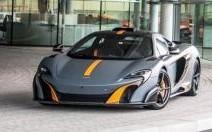 La McLaren 675LT s'offre la touche MSO