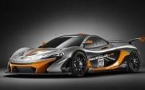 Mondial Auto 2014 : McLaren P1 GTR, la pistarde anglaise