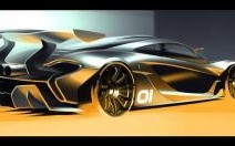La McLaren P1 GTR sera à Pebble Beach