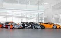 3 McLaren F1 mythiques à Goodwood