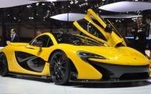 McLaren P1 : la course aux chevaux