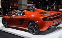 McLaren MP4-12C Spider : La Ferrari 458 Spider dans le viseur
