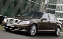 Mercedes-Benz Classe S : Vitrine écologique