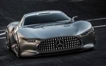 Mercedes AMG Vision Gran Turismo : une Mercedes spectaculaire pour Gran Turismo 6