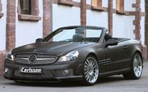 Mercedes Carlsson SL CK63 RS : l'AMG bonifiée
