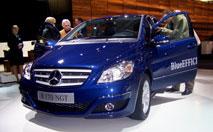 La Mercedes Classe B restylée tient salon à Leipzig