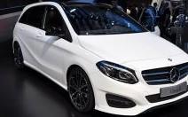 Mondial Auto 2014 : Mercedes Classe B restylé, tout en douceur