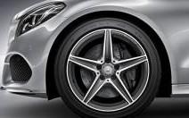 Mercedes Classe C AMG Line : pour les plus impatients