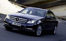 Mercedes Classe C restylée : du nouveau pour 2011