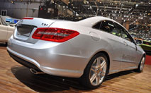 Mercedes Classe E Coupé : agressivité libérée