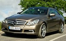 Essai Mercedes Classe E Coupé 350 CGI : L'exubérante imaginaire