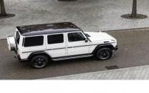 Mercedes célèbre les 35 ans du Classe G