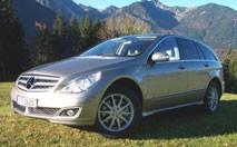 Mercedes Classe R 320 CDI : Visionnaire ?