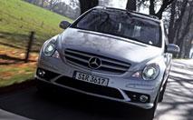 Mercedes Classe R Look AMG : la passion en plus de l'exotisme
