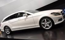 Mercedes CLS 63 AMG Shooting Brake : Fer de lance aiguisé