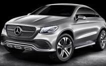 Mercedes Concept Coupe SUV : le BMW X6 bientôt rejoint sur son segment