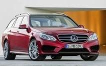 9G-Tronic : La Mercedes E 350 Bluetec passe la neuvième