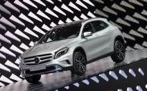 Mercedes GLA : La Classe A des champs