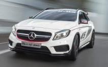 Mercedes GLA 45 AMG Concept : la réponse à l'Audi RSQ3 ?