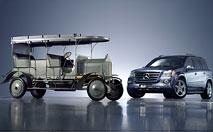 Mercedes : La transmission 4MATIC fait peau neuve