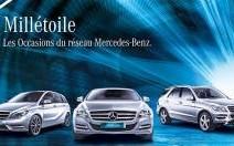 Millétoile, le nouveau label des occasions Mercedes