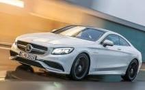 Mercedes S 63 AMG Coupé : l'onde de chic