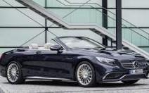 La Mercedes Classe S Cabriolet s'offre le V12