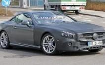 Mercedes SL 2012 : L'Étoile tombe le masque