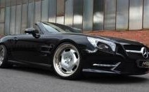 Mercedes SL 550 par Mec Design