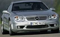 Mercedes SL55 AMG Pack Performance : un Safety Car de série !