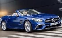 Mercedes SL 2016: plus débridé