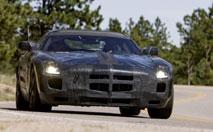 Mercedes SLS AMG : le retour de la Gullwing