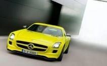 Mercedes SLS E-Cell : Foudre de guerre !