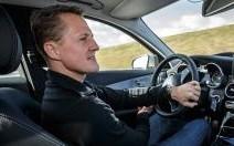 Michael Schumacher convaincu par la nouvelle Mercedes Classe C