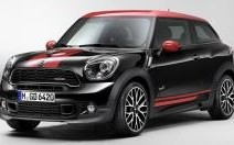 Mini Paceman : voilà la version John Cooper Works